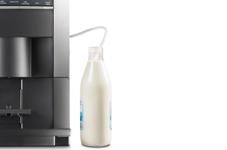Opción de leche fresca